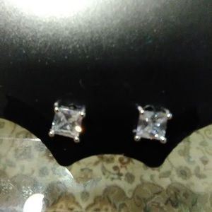 Hsn Judith Ripka Collection Jewelry - New Cz Studs From HSN
